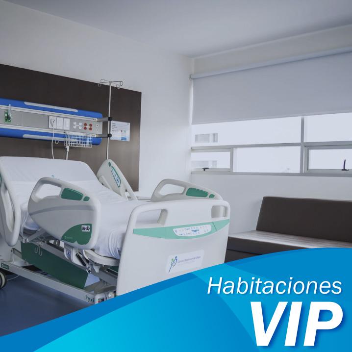 Habitaciones VIP